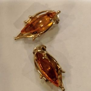 Whiting & Davidson Vintage Earrings